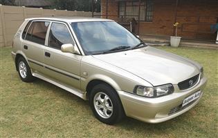 2006 Toyota Tazz 130 Sport