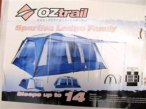 BLACK FRIDAY SPRECIAL ( for 2 weeks)Family Tent for sale