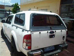2011 MAZDA BT50 - FORD RANGER BUCCO DOUBLE CAB CANOPY FOR SALE !!!