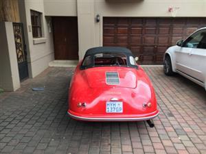Porsche 356a In South Africa Junk Mail