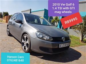 2010 VW Golf 1.4TSI Comfortline