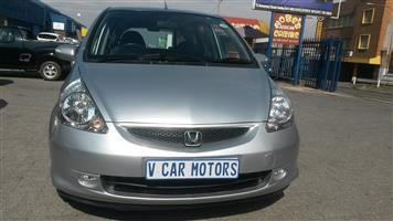 2007 Honda Jazz 1.5 Executive auto