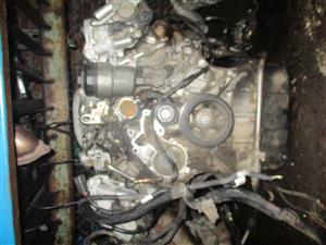 MERCEDES BENZ W164 ML63 AUTO 2008 19635 ENGINE FOR SALE !!