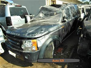 Land Rover Discovery 3 - Stripping for Spares | AUTO EZI