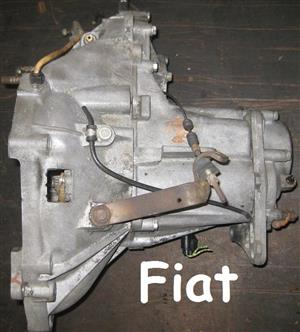 Fiat Gearboxes