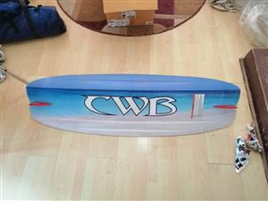 Nirvana CWB Wakeboard and Boots – R6000