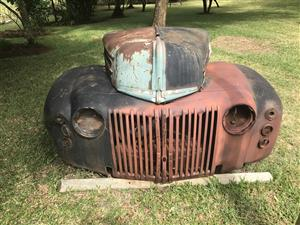 1947 FORD PICK-UP FOR SALE