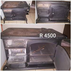 Coal stove for sale