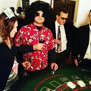Fun Casino Tables for hire - Gaming Events - Casino tables for any event