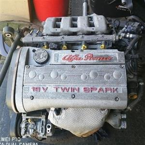 alfa Romeo engines for sale