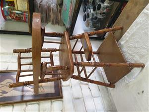 Antique Baby Feeding Chair