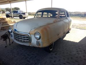 1948 Nash 600 Super