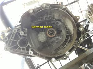 Opel Corsa D gearbox for and used spares for sale