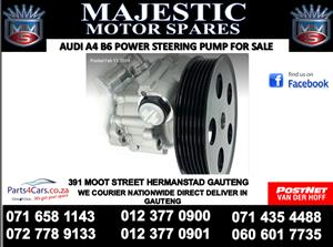 Audi A4 B6 power steering pump for sale