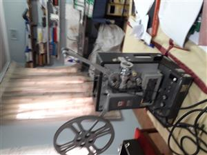 Kodak Pagent 16mm Projectir with sound model A 356TRR