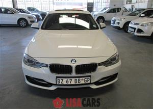 2012 BMW 3 Series 328i Sport auto