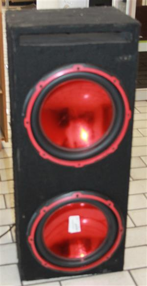 Subwoofer in box S030478A #Rosettenvillepawnshop