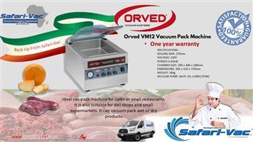 Vacuum Sealer Packaging Machine Orved vm12
