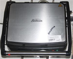 Sunbeam sandwich press S037751A #Rosettenvillepawnshop