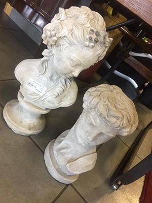 Roman heads