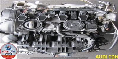 USED SECOND HAND LOW MILEAGE QUALITY ENGINES - AUDI A4 1.8L TFSI CDH