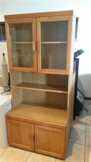 LAMINATED OAK UNIT