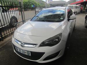 2017 Opel Astra GTC 1.4 Turbo Enjoy