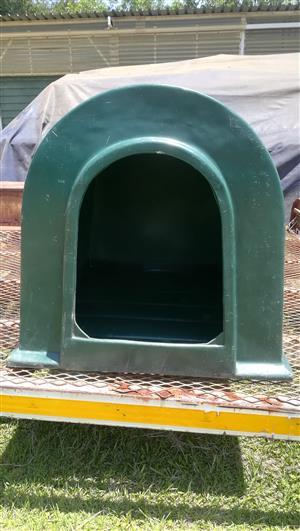 Large doghouse