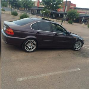 2002 BMW 3 Series 330d Exclusive steptronic