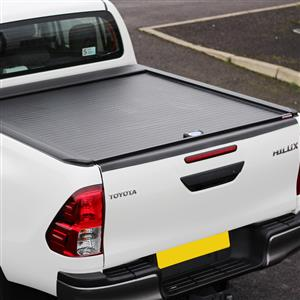 Armadillo Roller Cover for Toyota D/C Lockable