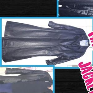Matrix Leather Jacket