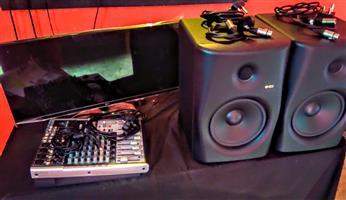 RECORDING STUDIO COMBO