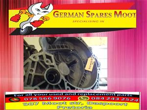 OPEL CORSA D GEARBOX FOR SALE
