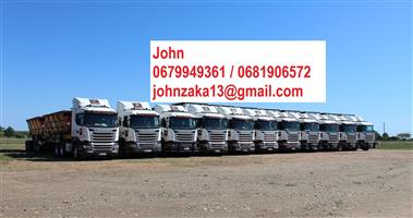 SIDE TIPPER TRUCKS AND TRAILERS FOR HIRE 0679949361