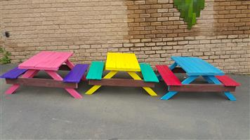 Pallet Furniture & Garden products - Handmade