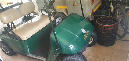 2 Seater Golf Car