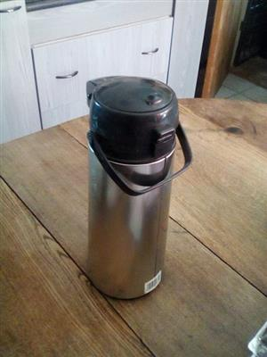 Stainless steel fles