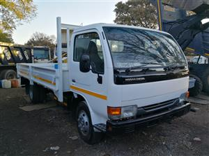 NISSAN DROP SIDE TRUCK FOR SALE AT AFFORDABLE PRICE CALL
