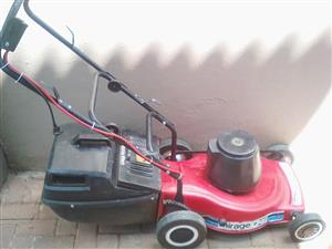 Mirage Lawnmower