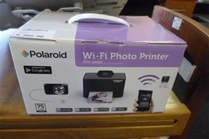 Polaroid WIFI Photo Printer - C033041949-2