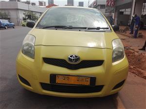 2010 Toyota Yaris 1.3