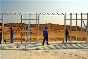 Steel Structures / lightweight steel frame