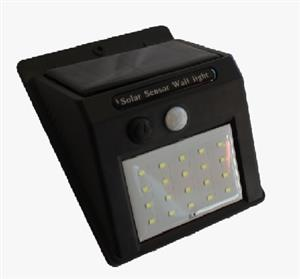 Mini - 20 LED Motion sensor wall lights (Solar operated)