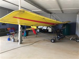 Quicksilver MXL 3 Sport Microlight