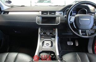 2013 Land Rover Range Rover Evoque 5-door EVOQUE 2.0 SD4 HSE DYNAMIC