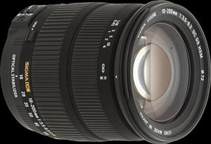 Sigma DC 18-200mm f/3.5-6.3 OS HSM (Canon)