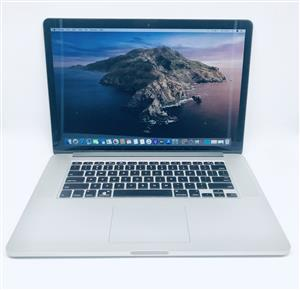 Apple MacBook Pro 15-inch 2.7GHz Quad-Core i7 (Retina, 750GB, Silver) - Pre Owned