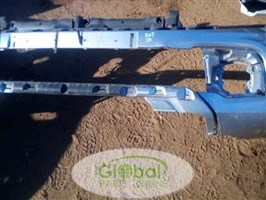 2018 FIAT OUTBACK FRONT BUMPER – USED (CR)