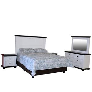 BEDROOM SUITE BRAND NEW !!!! SUBURBAN 5 PIECE SUITE FOR ONLY R 12 599