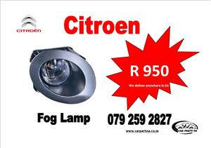 CITROEN FOG R950 CALL OR WATT APP  079 259 2827